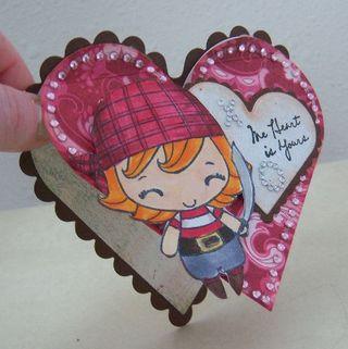Bittersweet hearts